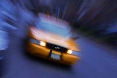 Táxi do assassino imagens de stock