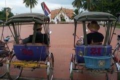 Táxi do triciclo. Fotografia de Stock