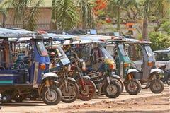 Táxi do tuk de Tuk Fotos de Stock Royalty Free