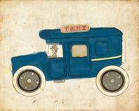 Táxi do vintage Imagem de Stock Royalty Free