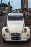 Táxi em Antananarivo, Madagáscar fotos de stock royalty free