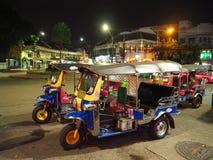 Táxi Tailândia Fotos de Stock Royalty Free