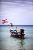 Táxi Tailândia da água Fotos de Stock Royalty Free