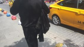 Táxis video estoque