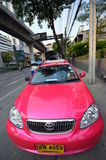 Táxis de Banguecoque Imagens de Stock