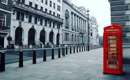 Téléphone, Londra, Regno Unito Fotografia Stock Libera da Diritti