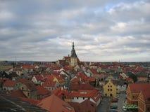 TÃ ¡ bor - Tsjechische Republiek Royalty-vrije Stock Foto