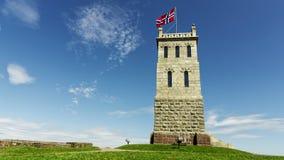 Tønsberg forteca zdjęcia royalty free