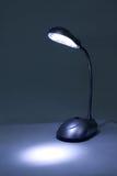 tända lampan Fotografering för Bildbyråer