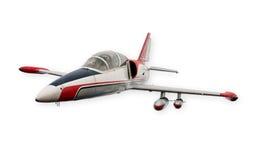 Tända stridflygplan Royaltyfria Bilder
