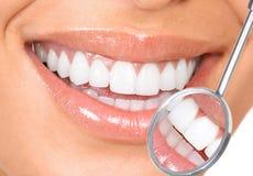 tänder Arkivbild