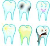 Tänder Royaltyfri Fotografi