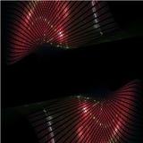 tänder abstrakt dynamiskt 3d vektor illustrationer