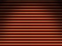 tänt rött rör för bakgrund dramatiskt stock illustrationer