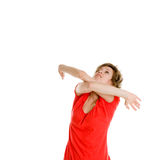 Tänzer stockfotografie