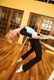 Tänzer #34 Stockbild