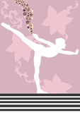 Tänzer Stockbild