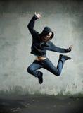 Tänzer. Lizenzfreie Stockbilder