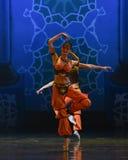 """Tänzer in Arabien-Ballett """"One tausend und eins Nightsâ€- Lizenzfreies Stockfoto"""