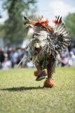 Tänzer des amerikanischen Ureinwohners Lizenzfreie Stockfotografie