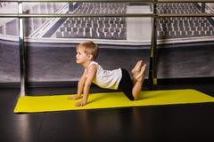 Tänzer des kleinen Jungen Lizenzfreie Stockbilder