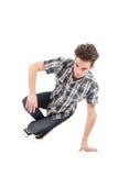 Tänzer - Fußarbeit Lizenzfreie Stockbilder