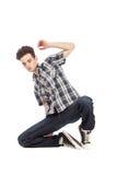 Tänzer - Fußarbeit Lizenzfreies Stockfoto