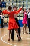 Tänzerin und Junge Stockfotografie