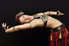 Tänzerschlaufe Lizenzfreies Stockfoto