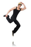 Tänzertanzentänze Lizenzfreies Stockfoto