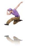 Tänzertanzentänze Stockbild