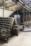 Täppavinlager i Abrau Durso Arkivbild