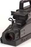 tät övre vhs för camcorder Arkivfoton