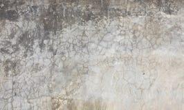 tät betong som skjutas upp väggen Arkivfoton