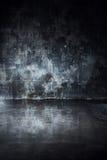 tät betong som skjutas upp väggen royaltyfri fotografi