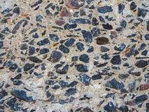 tät betong som skjutas upp väggen Bakgrund Royaltyfri Bild