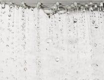 tät duschtakesikt Arkivbild