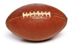 tät fotboll upp Arkivfoto
