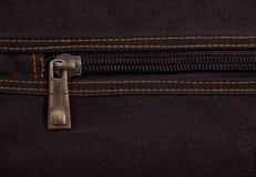 tät jeans skjuten textur upp Fotografering för Bildbyråer