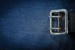 tät jeans skjuten textur upp Royaltyfri Foto