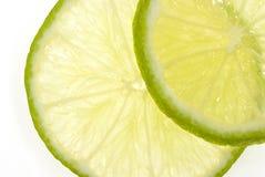 tät limefrukt upp Royaltyfria Foton