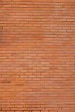 tät modell för tegelsten upp väggen Royaltyfria Bilder