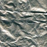 tät paper silvertextur upp omslagspapperet Royaltyfria Bilder
