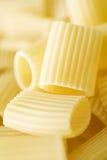 tät pasta upp royaltyfri bild