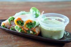 tät sallad som skjutas upp grönsaken Royaltyfri Foto