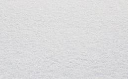 tät snow för bakgrund upp white Arkivfoto
