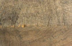 tät textur för brown upp trä Royaltyfria Bilder