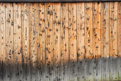 tät textur för brown upp trä Arkivfoton