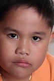 tät unge upp barn Royaltyfri Foto