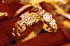 täta cirklar up bröllop Royaltyfria Foton